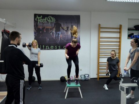 Feel Fit Program Galerija